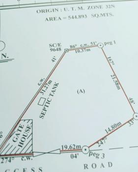 1 Plot of Land, Royal Avenue Estate Off Peter Odili Road, Amadi-ama, Port Harcourt, Rivers, Residential Land for Sale