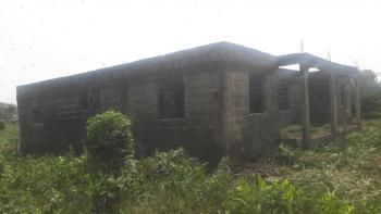 Uncompleted 4 Bedroom Bungalow All Rooms Ensuite, Behind Nnpc Deport Mosinmi, Simawa, Ogun, Detached Bungalow for Sale