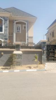 5 Bedroom Detached Duplex with 2 Rooms Bq, Efab Metropolis, Gwarinpa, Abuja, Detached Duplex for Rent