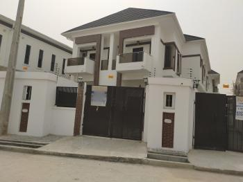 New and Well Finished 4 Bedroom Duplex with Bq, Ikota Villa Estate, Lekki Expressway, Lekki, Lagos, Semi-detached Duplex for Sale