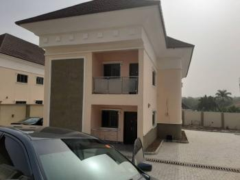 Well Finished 4 Bedroom Detached Duplex + 2 Rooms Boys Quarters, Off Ibb Boulevard Way, Maitama District, Abuja, Detached Duplex for Rent