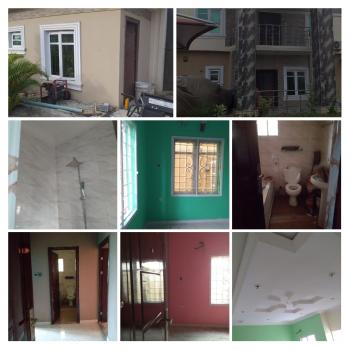 Brand New 3 Bedroom Flat, Christ Embassy Road, Ago Palace, Isolo, Lagos, Flat for Rent