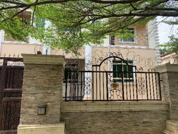 Newly Renovated 4 Bedroom Duplex, Maitama District, Abuja, Semi-detached Duplex for Rent