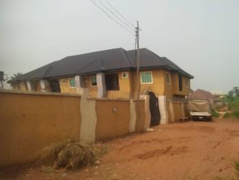 Luxury Upstairs of 6 Flats, Malaysia Quarters, Okpanam Bypass, Oshimili North, Delta, Block of Flats for Sale