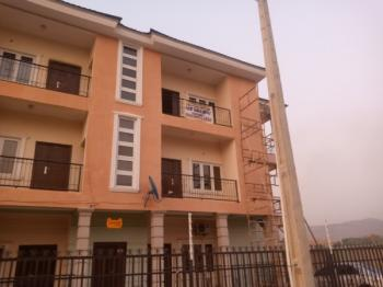 Two Units of 3 Bedroom Flat, Jahi By Gilmore, Jahi, Abuja, Flat for Rent