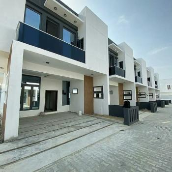 Tastefully Finished 4 Bedroom Terraced Duplex in a Mini Service Estate, Ajah, Lagos, Terraced Duplex for Sale