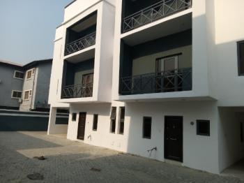 Spacious 5 Bedroom Terraced Duplex, Osapa, Lekki, Lagos, Terraced Duplex for Sale