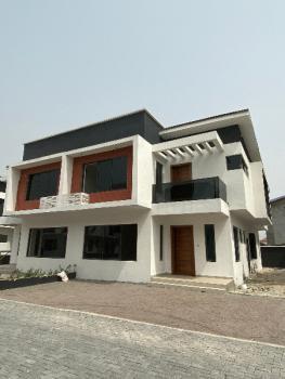 Fully Serviced 4 Bedroom Semi Detached Duplex with B.q, Ologolo, Lekki, Lagos, Semi-detached Duplex for Rent