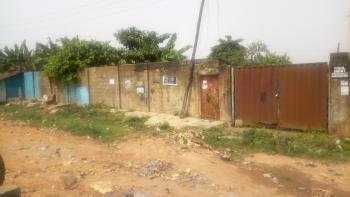 Fenced 2plot of Land, Adeyigba Street Close to Unity Bank, Ikorodu, Lagos, Mixed-use Land for Sale