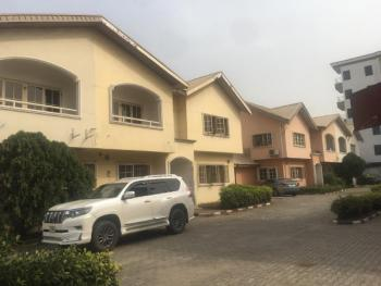 Beautiful, Self Serviced 4 Bedroom Semidetached House with Bq, Oniru, Victoria Island (vi), Lagos, Semi-detached Duplex for Rent