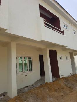 3 Bedroom Terraced Duplex with Bq, Meridian Garden/ Park, Awoyaya, Sangotedo, Ajah, Lagos, Terraced Duplex for Sale