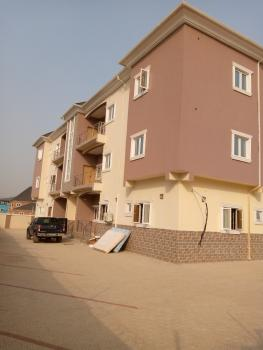 Luxury 6 Units of 3 Bedroom Flat Newly Built Service Apartment, Jahi, Abuja, Flat for Rent