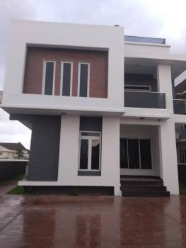 Newly Built 5 Bedroom Fully Detached Duplex with Bq and Swimming Pool, Pinnock Estate, Osapa, Lekki, Lagos, Detached Duplex for Rent