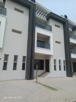 4bedroom Luxurious Terrace Plus Bq, Lifecamp, Kafe, Abuja, Terraced Duplex for Sale