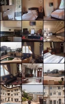 Waterfront Studio Apartment, Off Bourdillon, Old Ikoyi, Ikoyi, Lagos, Flat for Rent