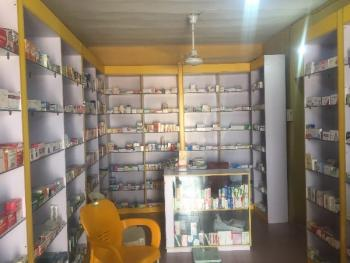 Pharmacy Shop Available, Facing Expressway, Sangotedo, Ajah, Lagos, Plaza / Complex / Mall for Rent