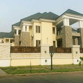 Bedroom Duplex Mansion+ 2 Bedroom Guest Chalet & 2rooms Bq., Maitama District, Abuja, Detached Duplex for Sale