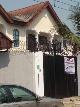 Duplex, Close C Road 3, Off Iwofe Road, Port Harcourt, Rivers, Flat for Rent