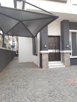 Newly Built 4 Bedroom Terrace Duplex with Bq, Osapa, Lekki, Lagos, Detached Duplex for Rent