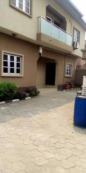 Decent 3 Bedroom Flat All Ensuite with Guest Toilet, Soluyi, Gbagada, Lagos, Flat for Rent