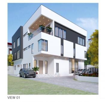 Ongoing Magnificent 5 Bedroom Luxury House, Onikoyi Off Banana Island Road, Banana Island, Ikoyi, Lagos, Detached Duplex for Sale