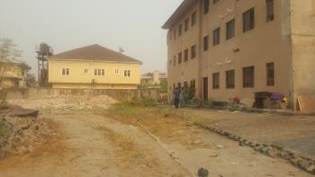 an Old Structure on a 1800sqms Land, Medina, Gbagada, Lagos, Block of Flats for Sale