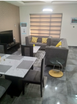 New Built Luxury 2 Bedroom Short Stay Apartment with Excellent Facili, Off Oba Yekini Elegushi Street, Ikate Elegushi, Lekki, Lagos, Flat Short Let