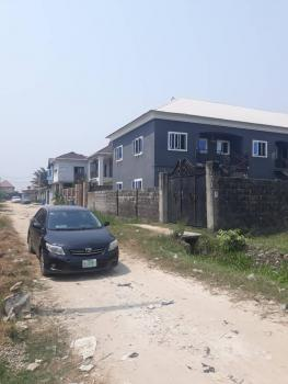 Full Plot of Land with Uncompleted Building, United Estate, Sangotedo, Ajah, Lagos, Residential Land for Sale