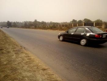 5 Acres of Commercial Land, Oniyere Area, Along Oyo/ibadan Express Way, Facing Both Old Road and, Moniya, Ibadan, Oyo, Commercial Land for Sale