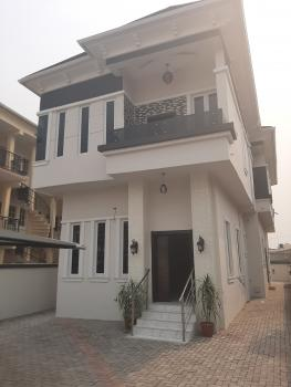 Spacious Brand New 4 Bedroom Duplex with Bq, Thamos Estate Ajah, Ajah, Lagos, Detached Duplex for Sale