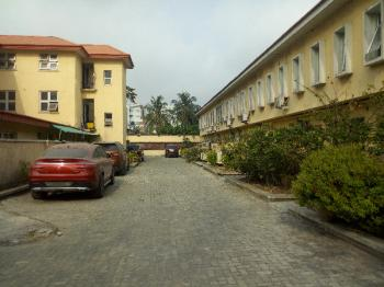 3 Bedroom Terraced House with Servant Quarters, Off Awolowo Road, South-west, Falomo, Ikoyi, Lagos, Terraced Duplex for Rent