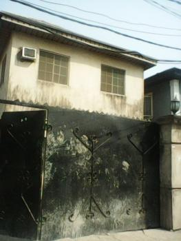 Block of 4 Flats, Off Oshinfolarin Street, Akoka, Yaba, Lagos, Block of Flats for Sale