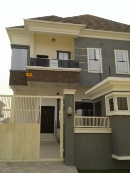 Luxury 4 Bedroom Semi Detached Duplex with a Room Bq, Lagos Lekki Ikota, Lekki Phase 2, Lekki, Lagos, Semi-detached Duplex for Sale