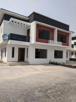 4 Bedroom Terrace Duplex with a Bq, Gated Estate, Ologolo, Lekki, Lagos, Terraced Duplex for Sale
