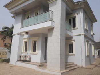 Luxury Redefined: 4bedroom Fully Detached Duplex + Bq & G Chalet, Off Yakubu Gowon Way, Asokoro District, Abuja, Detached Duplex for Rent