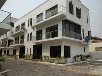 Fitted 4 Bedroom Duplex in Serviced Compound, Old Ikoyi, Ikoyi, Lagos, Semi-detached Duplex for Sale
