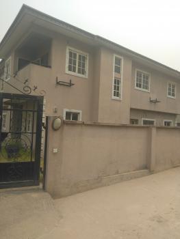 4 Bedroom Flat Duplex, at Glory Estate,ifako, Gbagada, Ifako, Gbagada, Lagos, Detached Duplex for Sale