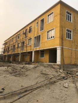 4 Bedroom Terrace Duplex, Colindale Park Estate, Close to Stadium, Alaka, Surulere, Lagos, Terraced Duplex for Sale