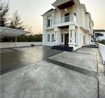Top Notch Newly Built Massive 5 Bedroom Detached Duplex with Bq., Mega Mound Estate, Lekki, Lagos, Detached Duplex for Sale