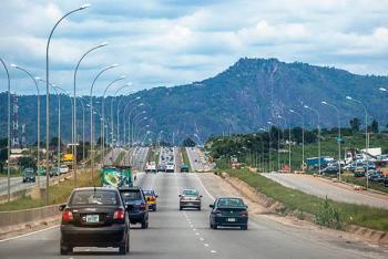 5000 Sqm Land ( Commercial), on Tarred Road,near Standard Supermarket,mr Biggs, Jabi, Abuja, Commercial Land for Sale