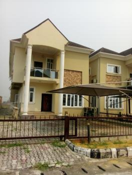 5 Bedroom Duplex Plus a Room Bq, Peace Estate, Lekki-epe Expressway.sangotedo, Lekki Expressway, Lekki, Lagos, Detached Duplex for Rent