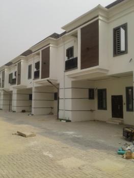 Luxury 4 Bedroom Terrace Duplex with a Fitted Kitchen, Ikota Gra Lekki, Lekki Phase 2, Lekki, Lagos, Terraced Duplex for Sale