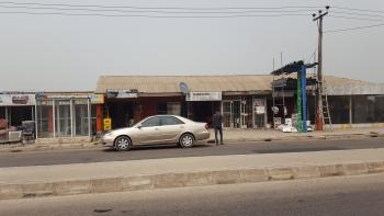 Dry Cornerpiece Land Facing The Road, Facing Addo Road By Chillat Plaza, Ado, Ajah, Lagos, Commercial Land for Sale