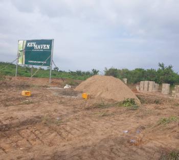 Plots of Land, Key Haven Estate After St Augustine University, Ilara Igbonla Road, Epe, Lagos, Mixed-use Land for Sale