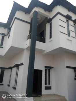 4 Bedroom Semi-detached Duplex with a Bq, Lekki Phase 2, Lekki, Lagos, Semi-detached Duplex for Rent