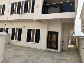 Spacious 4-bedrooms Semi-detached Duplex with Bq Inside an Estate, Off Freedom Way, Lekki Phase 1, Lekki, Lagos, Semi-detached Duplex for Sale