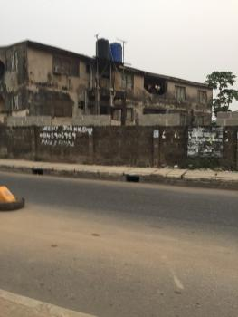 Tenement Building on a Tarred Road, on Egbe Road, Idimu, Lagos, Block of Flats for Sale