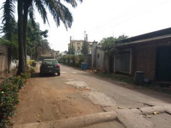 Fenced Building, G Cappa Estate, Onigbongbo, Maryland, Lagos, Detached Duplex for Sale