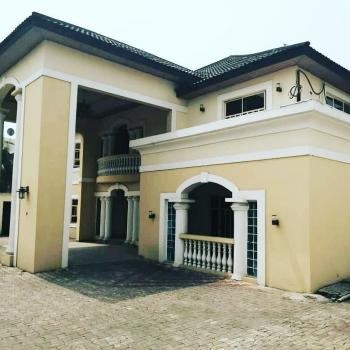 Exquisite 6 Bedroom Detached Duplex with a Room Bq, Close to Government House, Old Gra, Port Harcourt, Rivers, Detached Duplex for Rent
