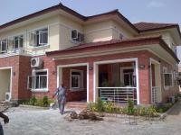 5 Bedroom Semi Detached With 2 Rooms Boys Quarters, Lekki Phase 1, Lekki, Lagos, 5 bedroom, 6 toilets, 5 baths Semi-detached Duplex for Rent